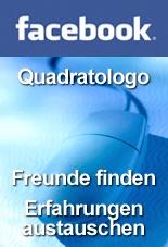 Quadratologo auf facebook