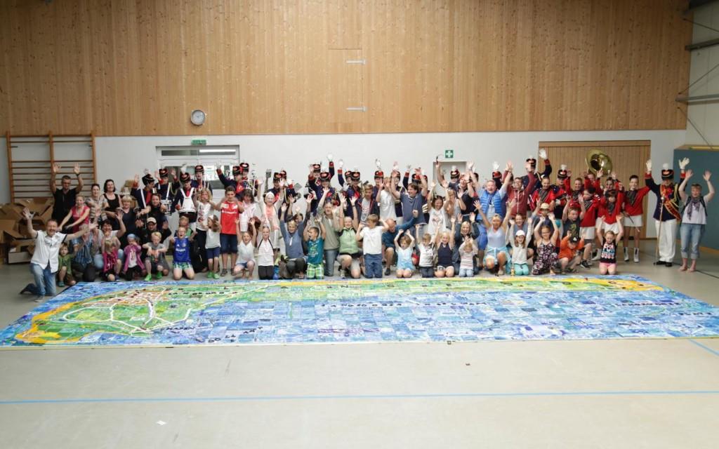 Quadratologo-Weltrekord_auf_Langeoog